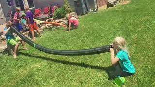 Метод сотрудничества с детьми. Летний лагерь, дома или на уроках.