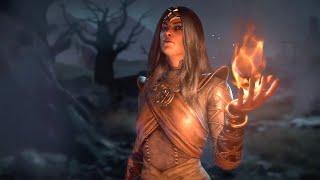 Diablo 4 - Barbarian, Sorcerer and Druid Gameplay Trailer