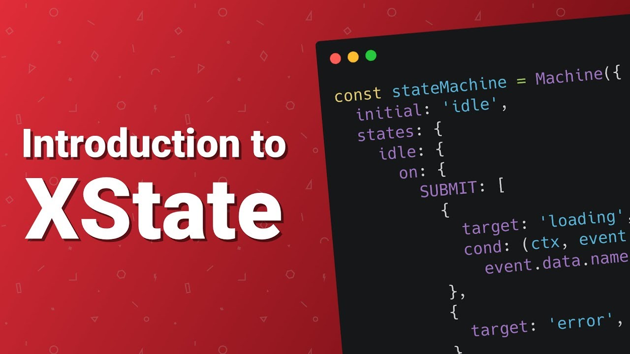 Introduction to XState
