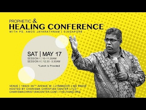 May 18, 2014   Prophet Amos Jayarathnam
