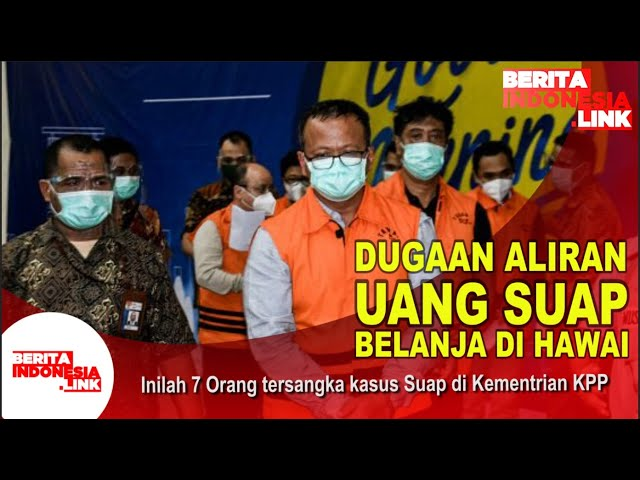 Dugaan Suap Eddy Prabowo terbongkar dari belanja di Hawai