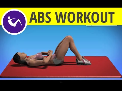 Abs Exercises for Beginners  Crunches for Beginners