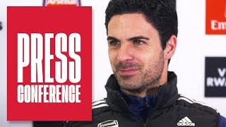Arteta on team news, loanees, Aguero and Lacazette's future | Pre-Liverpool press conference
