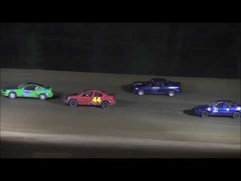 Crazy Compact Feature From Atomic Sdway April 28th 2018 Dirt Racing Media