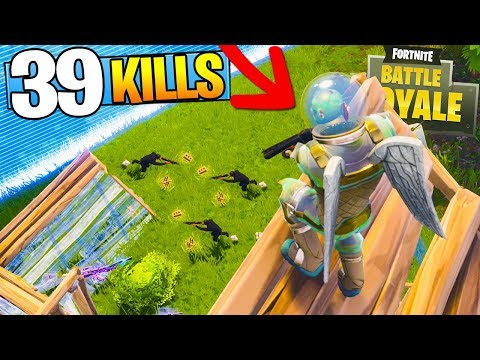 39 KILLS EN SQUAD ! NOUVEAU RECORD sur Fortnite: Battle Royale