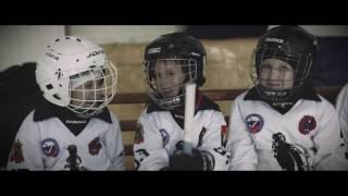 Уроки русского хоккея от бабы Уси.