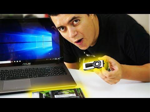 Acelerando 10 veces una Laptop - Proto Hw & Tec
