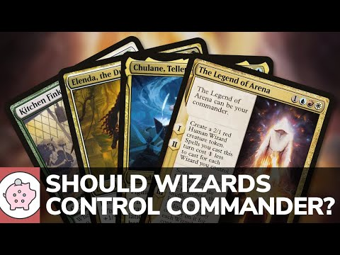 Should Wizards be in Charge of Commander? | EDH | Rules Committee | Magic the Gathering | Commander