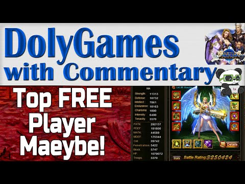 ➜ Wartune Character Highlight - Maeybe - Top Free Player