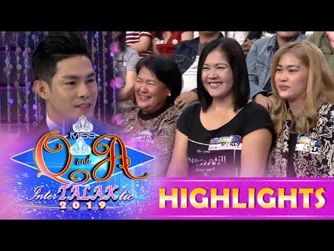 It's Showtime Miss Q and A: Kuya Escort Ion's family visits It's Showtime