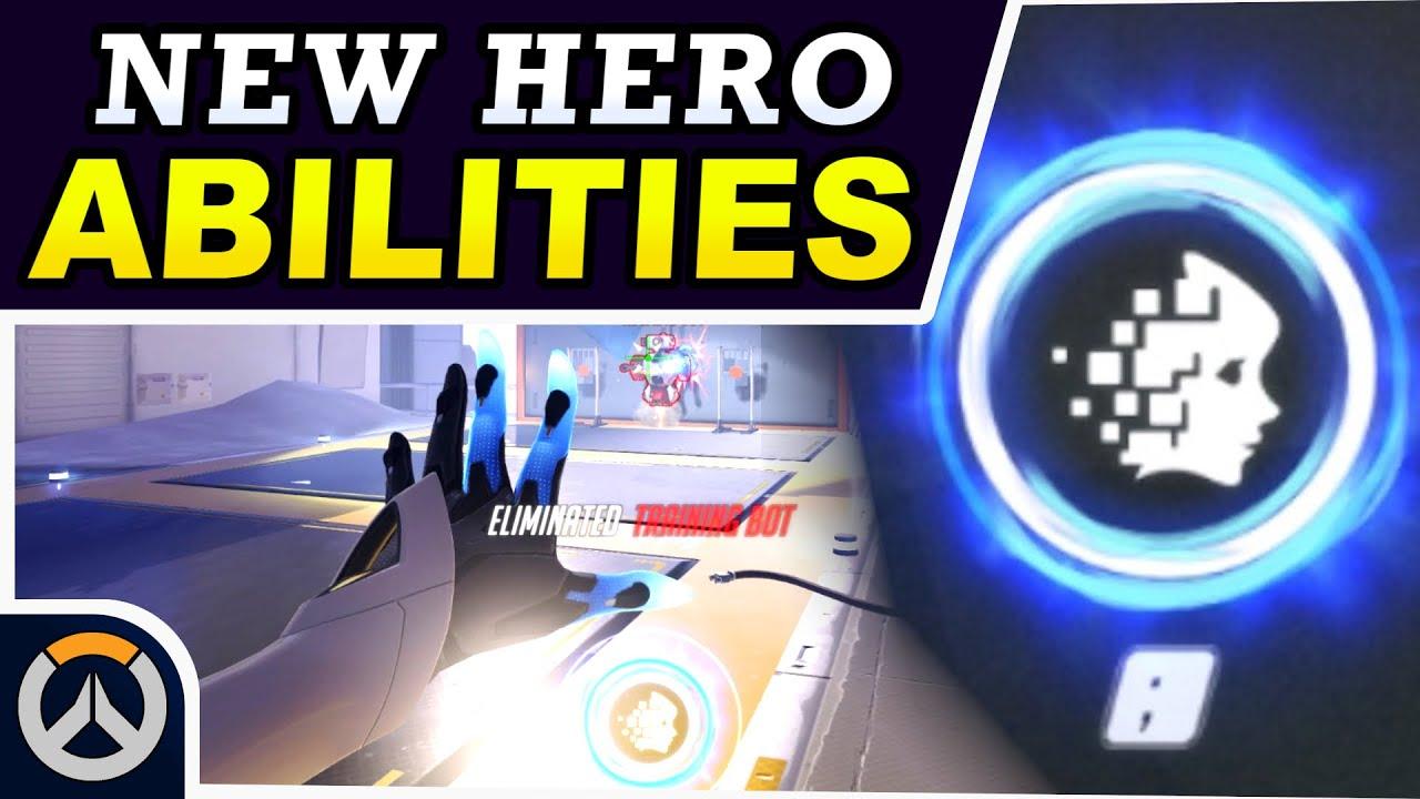 Download Overwatch - ECHO ABILITIES! - All New Hero Abilities & Ultimate