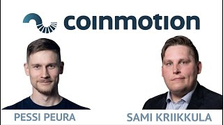 Monthly investing to cryptocurrencies, interview with Sami Kriikkula