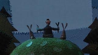 Гора самоцветов - Заяц-слуга (Hare the servant) Татарская сказка