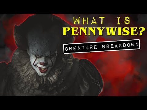What is Pennywise? Complete Mythology + Origin