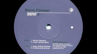 Stanny Franssen - Extraterrestrial Grooves
