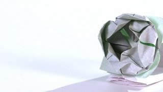 How to Make a Lotus | Origami