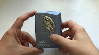 Кассетный плеер Sony WM-EX521 - быстрый обзор