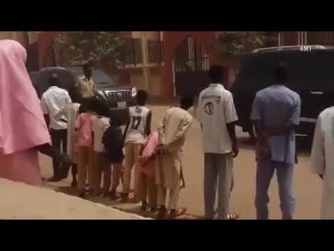 Buhari Visits Adamawa State In Style