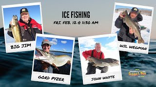 Spring Fishing & Boat Show - Ice Fishing Segment