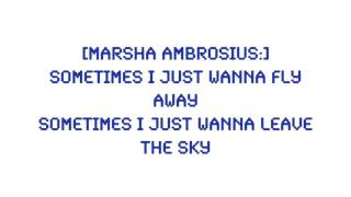 Anywhere Tech N9ne Feat Marsha Ambrosius Lyrics