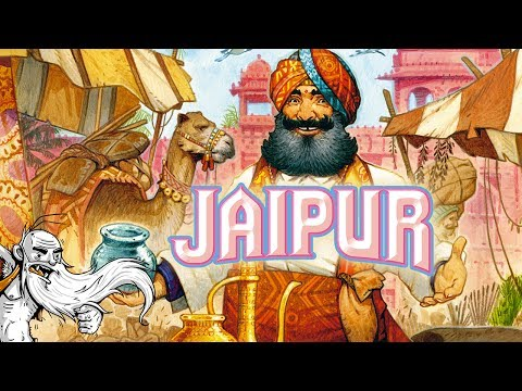 """WOULD YOU LIKE TO BUY A CAMEL?!?"" Jaipur IOS / Android gameplay"