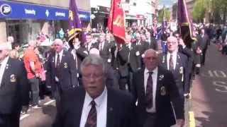 36TH Ulster Division Review Centenary Parade (P3) 2015
