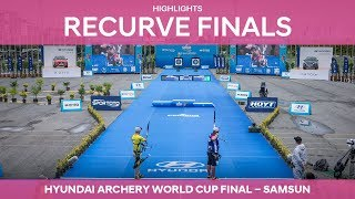 Recurve Highlights [ENGLISH] | Samsun 2018 Hyundai Archery World Cup Final