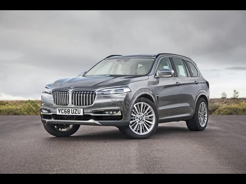 New Bmw X7 2018 Road Test Youtube