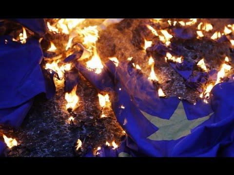 EUROPA zerfällt - Kampf um einen Kontinent | Dramatische Ereignisse | Kein Zusammenhalt? | Doku 2017