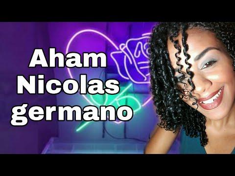 Aham Nicolas Germano (Resposta Débora Leandro)