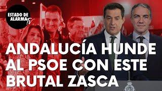 """Brutal zasca de la Junta al PSOE que retumba en toda Andalucía: """"Cuando había que contar papeletas…"""""""