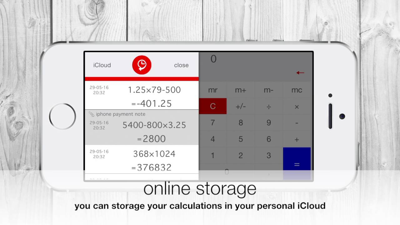Calculator S - review of best free Scientific Calculator for iPad, iPhone  and iPod iOS