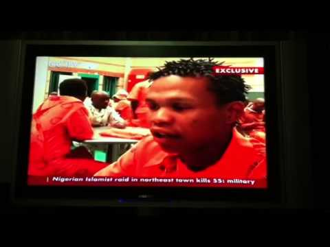 CCTV Readucate in prison in Kimberley South Africa