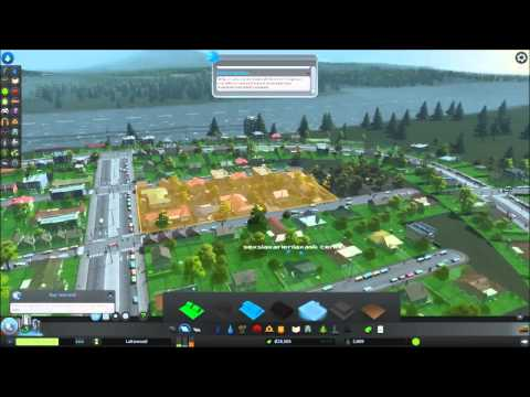 Level 7 livestream [Swedish] - Cities: Skylines