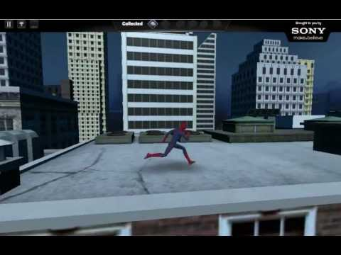 Lets Play The Amazing Spider Man Online Movie Game Part 4 Youtube