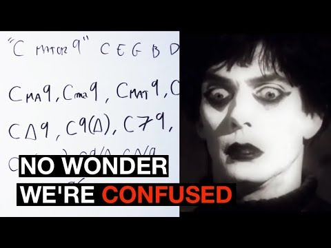 You Write That Chord How? And Other Music Theory Horrors