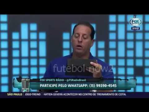 "LUXEMBURGO fala do SPORT no ""Fox Sports"""