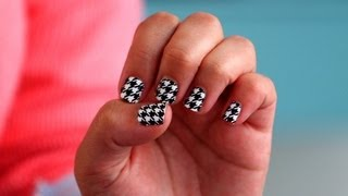 Get An Instant Salon Manicure | Nail Tutorial | Lazy Girls' Guide To Beauty