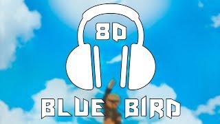 Naruto Shippuden [OP 3] - Blue Bird/Ikimonogakari | 8D AUDIO