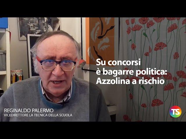 Su concorsi è bagarre politica: Azzolina a rischio