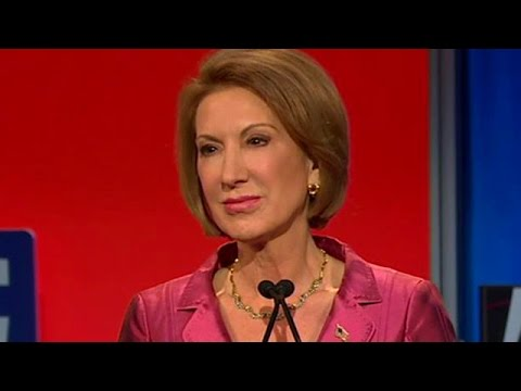 Carly Fiorina defends comparison to Margaret Thatcher
