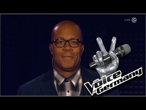 David Whitley: When Love Takes Over | The Voice of Germany 2013 | Showdown