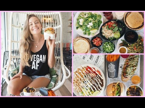 TOP 6 VEGAN RESTAURANTS IN LA