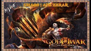 GOD OF WAR 3 🔴 [[ LIVE ]] 🔴 SPEEDRUN SEM BUG | VERY HARD | CHAOS | MEU RECORD 5:22:20