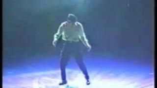 Michael Jackson - Human Nature rehearsal 1994