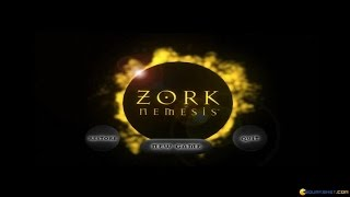 Zork Nemesis: The Forbidden Lands gameplay (PC Game, 1996)