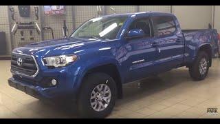 2016 Toyota Tacoma SR5 Review