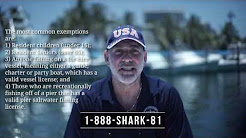 Do I need a Fishing License to Fish in Florida? (101) Michael A Haber Criminal Defense DUI Lawyer