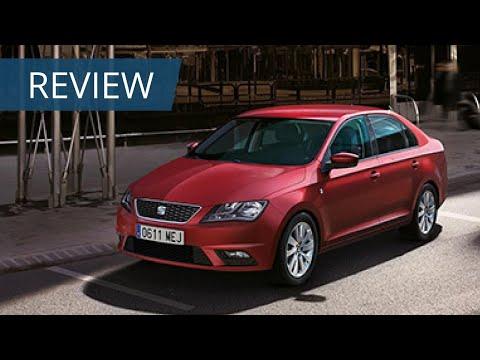SEAT Toledo 2016 Review