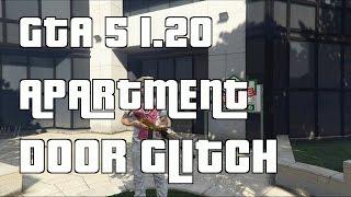GTA 5 Online Next Gen Apartment Door Glitch 1.20